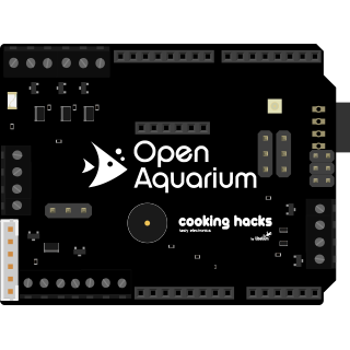 Open Aquarium - Aquaponics and Fish Tank Monitoring for Arduino