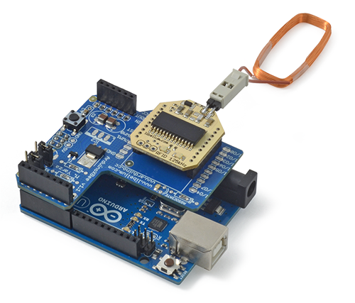 Rfid khz module for arduino and raspberry pi