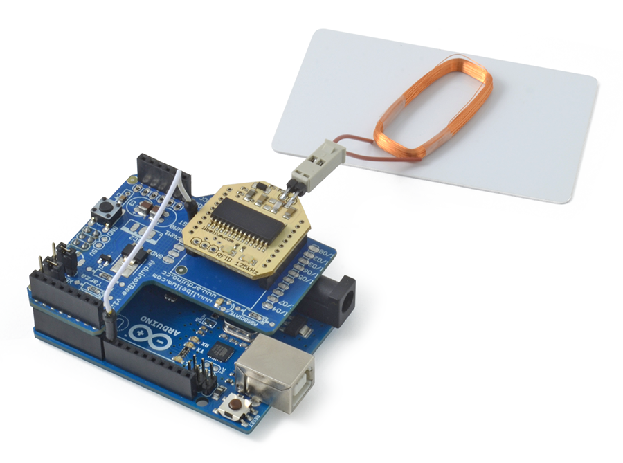RFID 125kHz Module for Arduino and Raspberry Pi
