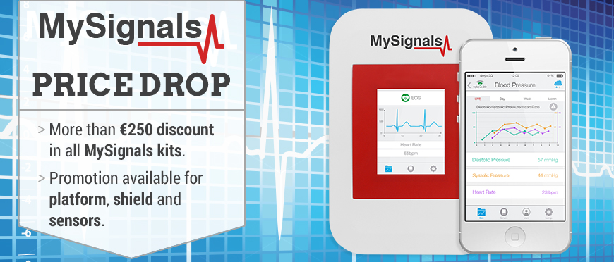 Price drop MySignals